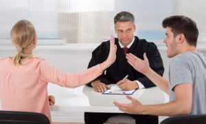Урегулирование разногласий при бракоразводном процессе